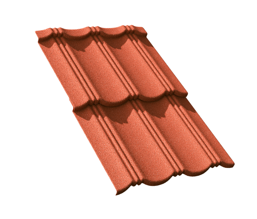 Landing page for the manufacturer of composite roof tiles Gerard